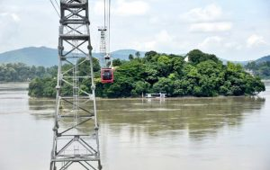 India's longest river ropeway inaugurated in Assam_50.1