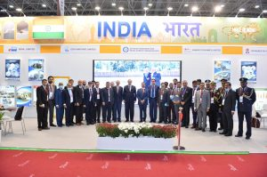 India Pavilion at Army 2020 forum inaugurated in Russia_50.1