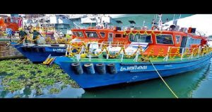 Kerala Govt commissioned 1st Marine Ambulance 'PRATHEEKSHA'_50.1