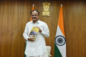 Venkaiah Naidu released 'The State of Young Child in India' report_50.1