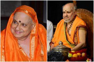 Swamiji of Edneer Mutt Kesavananda Bharati passes away_50.1