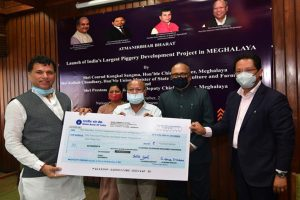 """Meghalaya launched India's largest """"Piggery Mission""""_50.1"""