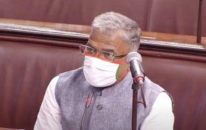 Harivansh Narayan Singh re-elected as Deputy Chairman of Rajya Sabha_50.1