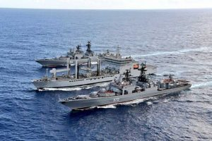 Indian Navy conducts Passage Exercise with Royal Australian Navy_50.1