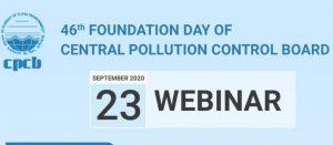 Central Pollution Control Board celebrates 46th Foundation Day_50.1