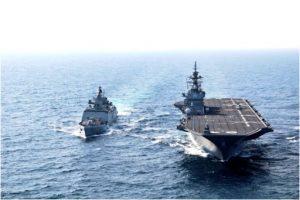 Japan-India biennial naval exercise JIMEX-20 begins_50.1