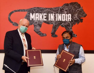 India & Denmark signs MoU on Intellectual Property cooperation_50.1