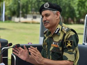 ITBP chief S S Deswal given additional charge of NSG DG_50.1