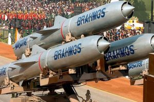 BrahMos Missile featuring Indigenous Booster successfully flight tested_50.1