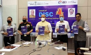 """Defence Minister launches """"Defence India Startup Challenge-4""""_50.1"""