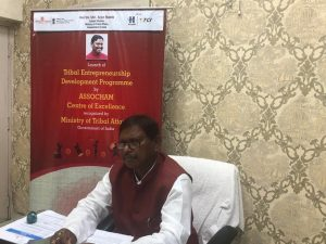Shri Arjun Munda launches Tribal Entrepreneurship Development Programme_50.1