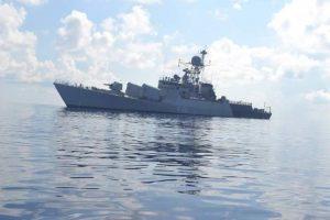 "2nd edition of India-Bangladesh Navy Bilateral Exercise ""Bongosagar""_50.1"