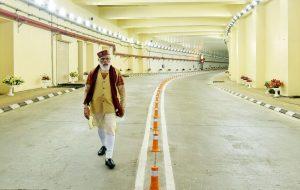 PM Modi dedicates Atal Tunnel to the nation_50.1
