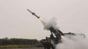 "India successfully test-fires ""Shaurya Missile"" from Odisha coast_50.1"