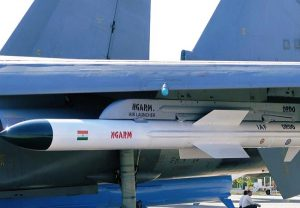 """DRDO successfully test-fires anti-radiation missile """"Rudram""""_50.1"""