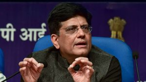Piyush Goyal gets additional charge of Ministry of Consumer Affairs_50.1
