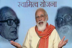 SVAMITVA Scheme: PM Modi launches physical distribution of Property Cards_50.1