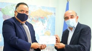 India contributes 1 million dollars to UNRWA for Palestine Refugees_50.1