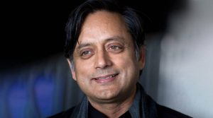 A book titled 'The Battle of Belonging' authored by Shashi Tharoor_50.1