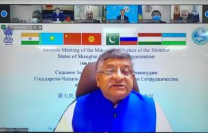 India hosts 7th meeting of Ministers of Justice of SCO_50.1