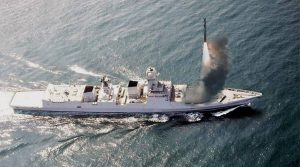 India successfully test-fires BrahMos missile from INS Chennai_50.1
