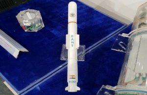 """India successfully test-fires """"SANT"""" Missile off Odisha coast_50.1"""