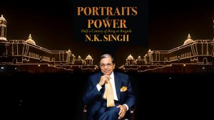 NK Singh launches his autobiography 'Portraits Of Power'_50.1