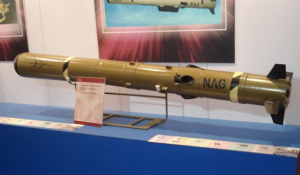 DRDO successfully conducts final trial of Nag anti-tank guided missile_50.1