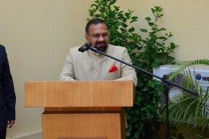 Sushil Kumar Singhal appointed as next Ambassador to Solomon Islands_50.1