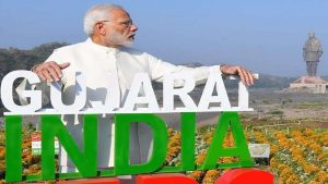 PM Modi launched 3 projects in Gujarat_50.1