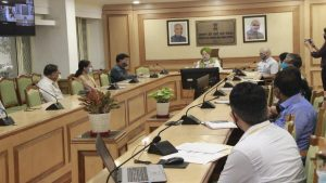 Union Minister Hardeep Singh Puri launches 'e-Dharti Geo portal'_50.1