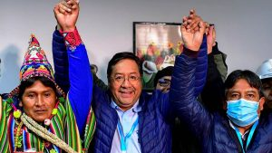 Luis Arce declared as Bolivia's president-elect_50.1