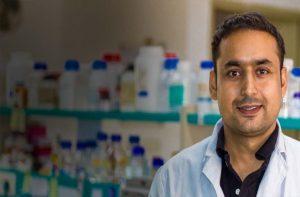 "Dr Satish Mishra bags ""Dr Tulsi Das Chugh Award-2020_50.1"