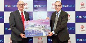 DMRC & SBI card launch multi-purpose smart card_50.1