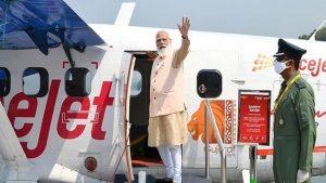 PM Modi launches India's first seaplane service in Gujarat_50.1