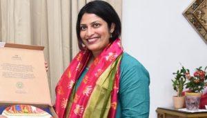 Priyanca Radhakrishnan becomes first Indian-origin minister of New Zealand_50.1