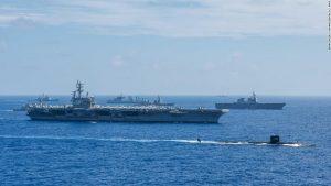 India-US-Japan-Australia kick-starts Malabar Naval Exercise-2020_50.1