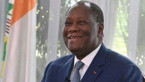 Ivory Coast President Alassane Ouattara wins 3rd term_50.1