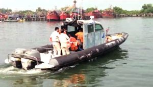 Two-day joint coastal security exercise 'Sagar Kavach' begins_50.1