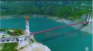 Country's longest motorable single-lane bridge inaugurated in Uttarakhand_50.1